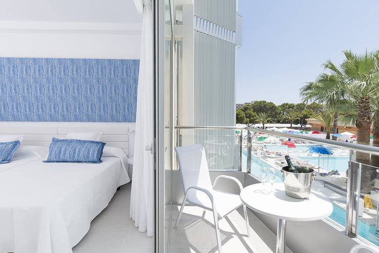 Comfort vista piscina msh mallorca senses hotel, palmanova (adults only)