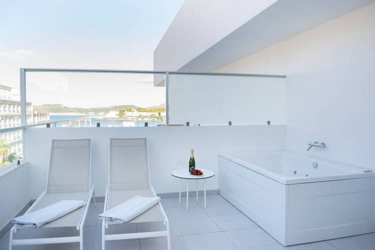 Junior suite  msh mallorca senses hotel, santa ponsa (adults only)