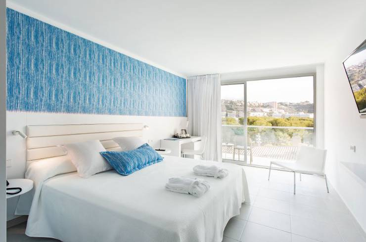 Premium vista mar lateral (solo adultos +16) sky senses 4**** hotel - family friendly mallorca