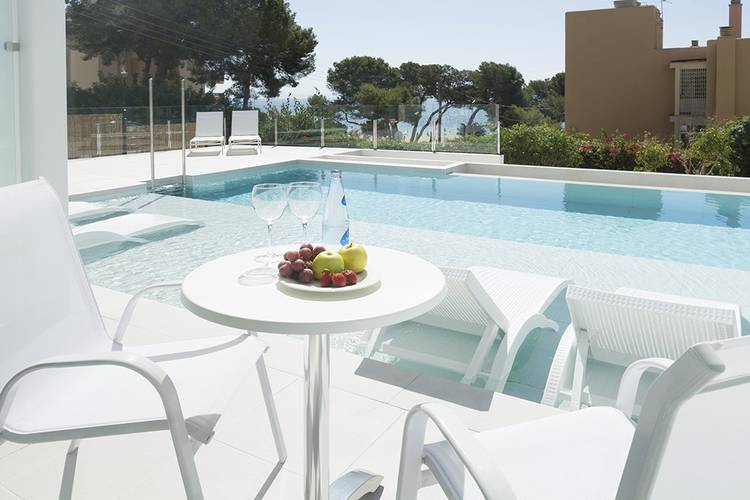 SWIM UP Hotel Mallorca Senses Palmanova 4* Sup - Adults Only (+16) Palmanova, Mallorca