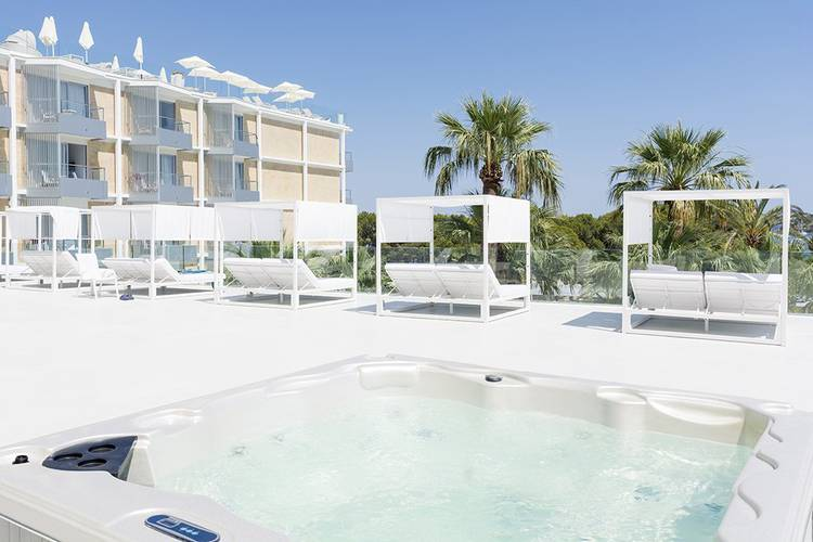 SENSES TERRACE Hotel Mallorca Senses Palmanova 4* Sup - Adults Only (+16) Palmanova, Mallorca