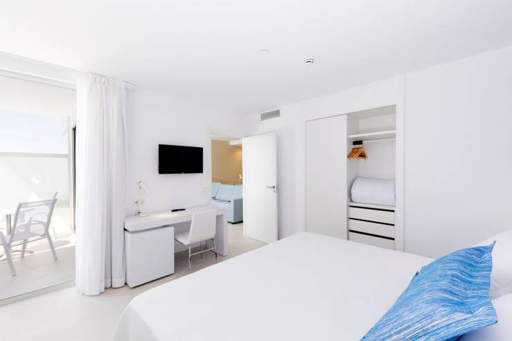 Junior suite sky senses 4**** hotel - family friendly mallorca